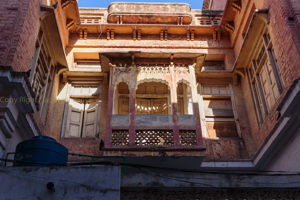 An Old House in Lahore